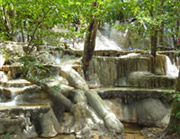 Wang-Saithong Waterfall : JC Tour Lipe Island