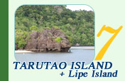 Tarutao Island and Lipe Island